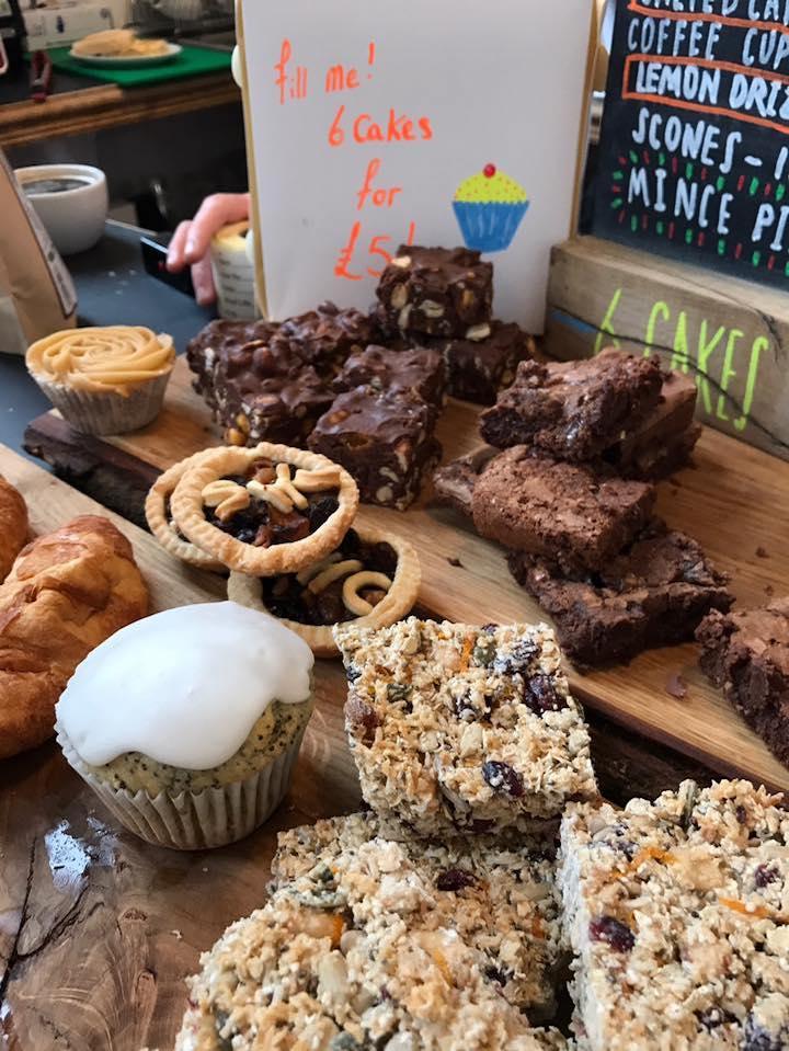 Cafes in Cheltenham